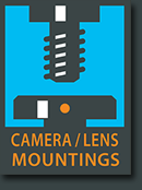 Camera and Lens Mounts