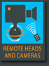 Remote Heads and Cameras